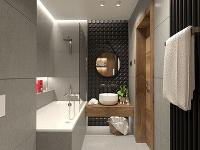 2. miesto: kúpeľňa, zvislý