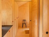 Skromný a funkčný drevodom
