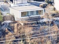 Nenápadný dom z ulice