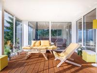 Veľkorysá terasa je dôležitou