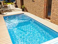 Dizajn-kompozitné bazény Métropole majú