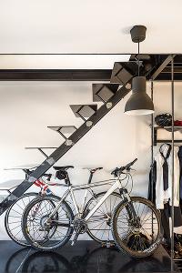 Najmenší byt poskytuje priestorové