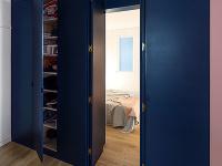 Druhé dvere do spálne