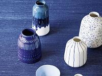 Denim alebo indigová modrá