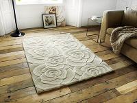 3D vzory a reliéfne povrchy na stenách a podlahách