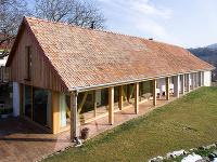 Rekonštrukcia rodinného domu v Štiavnických vrchoch