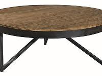 Konferenčný stolík, tíkové drevo,
