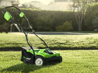 Ekologické AKU stroje zaznamenávajú