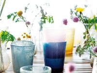 LÚČNE FARBY. Farebné sklo