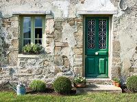 Normandské vstupné dvere