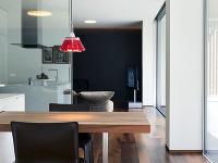 kuchynská časť domu