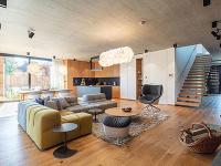 obývacia izba v dome