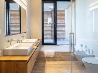 kúpeľňa v dome