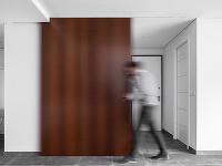 Posuvné dvere v rodinnom