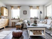 Vobývačke prevládajú prírodné materiály