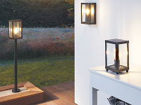 Dobré osvetlenie na terase