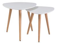 Súprava konferenčných stolíkov MOLAN