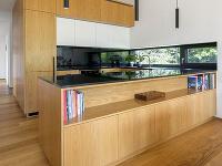 kuchynský drevený kút