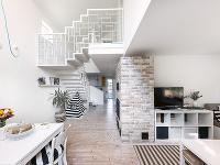 Nielen obyčajné schody. Aby
