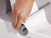 Toalety s bidetovou tryskou