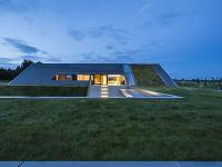 Zjednodušená podoba strechy so