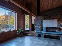 drevotavba interiér