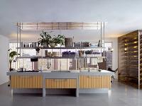 Rozkvitnutá kuchyňa