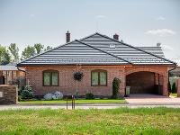 Rodinný dom z tehly