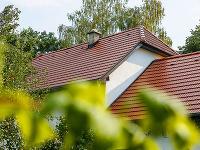 Najväčšou premenou prešla strecha.