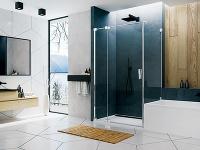 Čistenie sprchových kútov dá