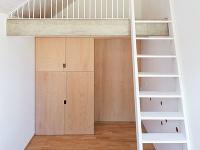 Vnútorný priestor domu sa