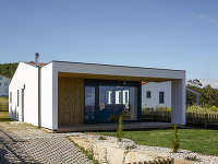 dom s terasou a