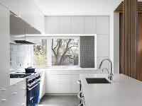 kuchyňa v bielej farbe