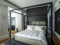 posteľ je od haly