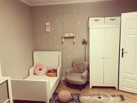 Zrekonštruovaná detská izba