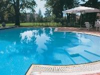 Exteriérový bazén, Bazénservis