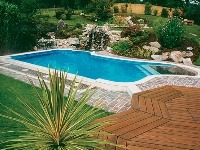 Exteriérový bazén, Mariner