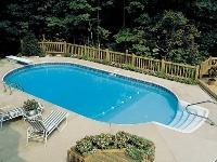 Exteriérový bazén, Mountfield
