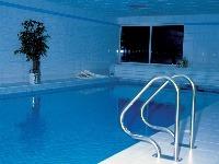 Interiérový bazén, B.P.A