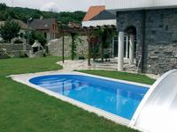 Exteriérový bazén, Termopa