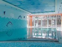 Interiérový bazén, Bazénservis