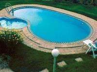 Exteriérový bazén, Aquaflot
