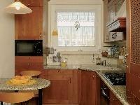 Kuchyňa je vyrobená z