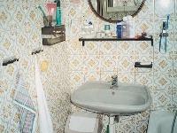 Pôvodný interiér kúpeľne