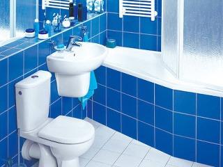 Tyrkysová kúpeľňa