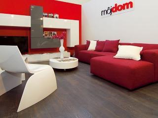 1. cena Obývačka od spoločnosti Ekoma Design v hodnote 9 880 € (1x)