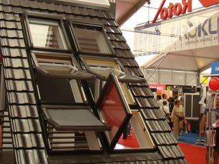 Stánok spoločnosti ROTO střešní okna s.r.o. na veľtrhu For Rach 2011