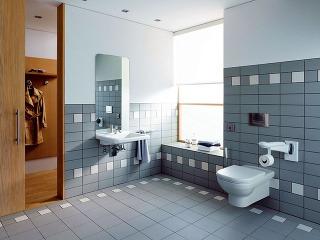 Bezbariérová kúpeľňa Minimálny manipulovateľný priestor