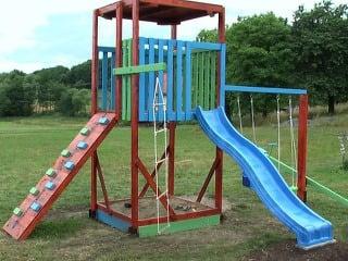 VÁŠ TIP: Detské ihrisko