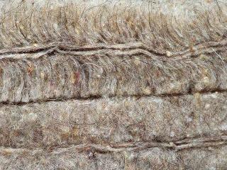 Tepelná izolácia z ovčej vlny vo forme mäkkých dosiek